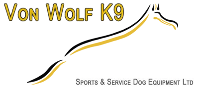 Von Wolf K9 Sports and Service Dog Equipment